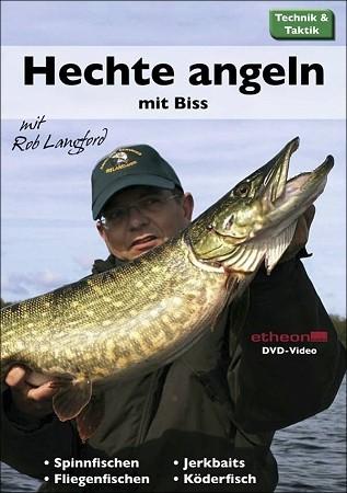 Hechte angeln mit Rob Langford