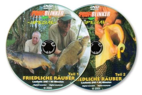Profiblinker DVD Friedliche Räuber Teil 1+2 D5
