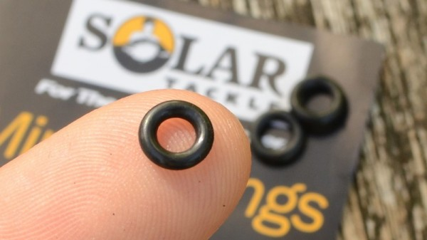Solar Tackle Rubber O' Rings