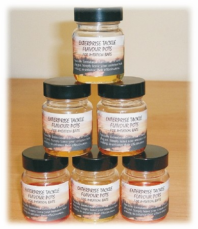Enterprise Tackle Flavour Pots Dip Spicy Crab & Garlic