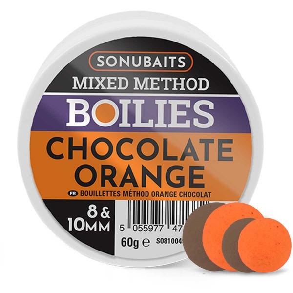 Sonubaits Mixed Method Boilies