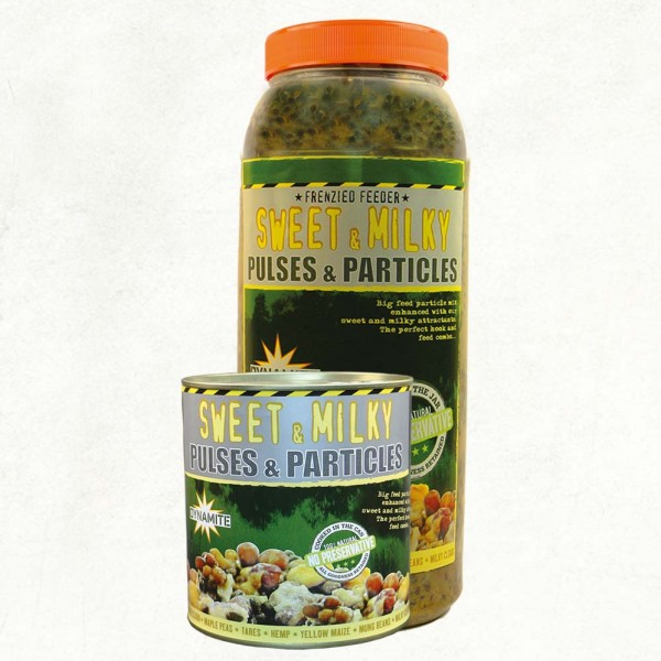 Dynamite Baits Frenzied Krill Pulses & Particles | UK Delivery