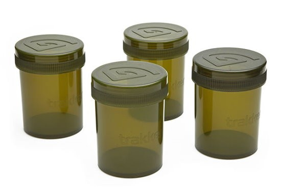 Trakker Glug Pots Pack of 4