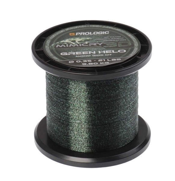 ProLogic Mimicry Green Helo 1000m 0,28mm 6,2kg 13lbs
