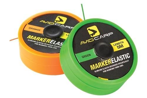 Avid Carp Marker Elastics Grün