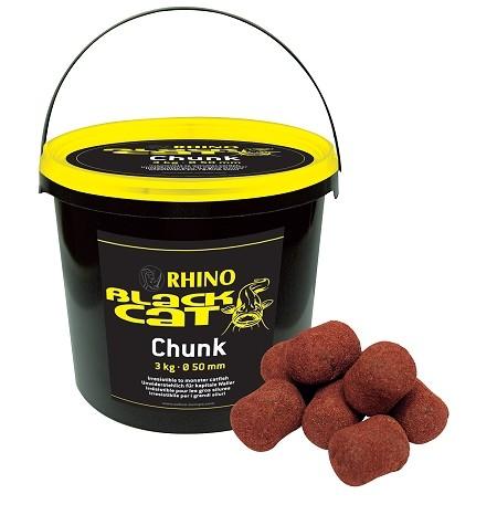 Black Cat Chunks 50mm 3kg