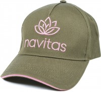 Navitas Womens Baseball Cap Green