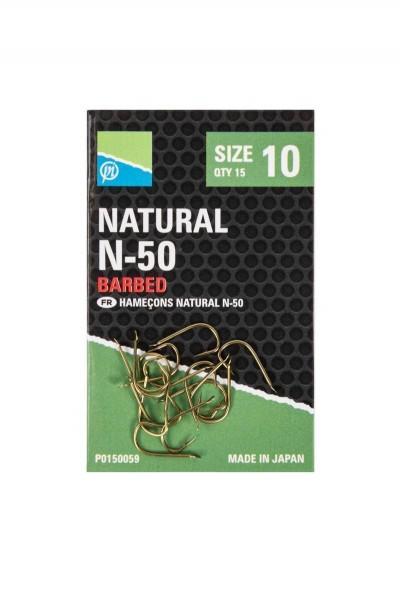Preston Natural N-50