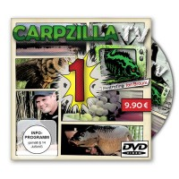 Carpzilla DVD TV 1