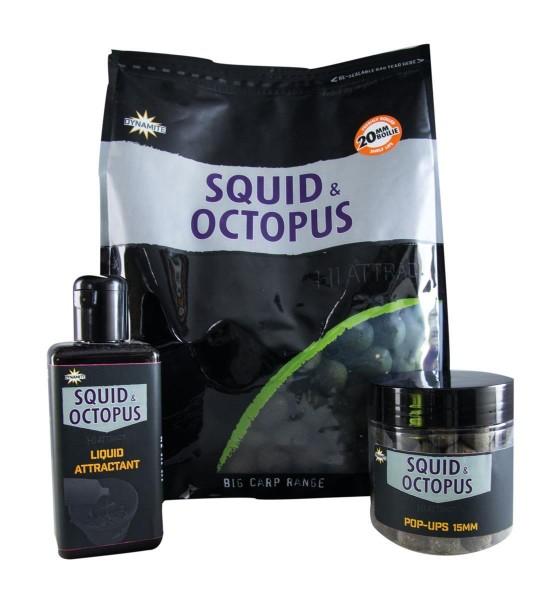 Dynamite Baits Squid & Octopus Liquid Attractant 500ml