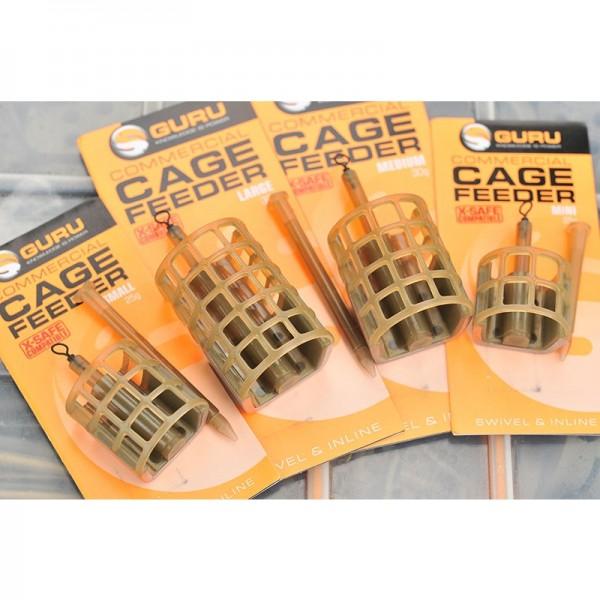 Guru Commercial Cage Feeder Medium 30g