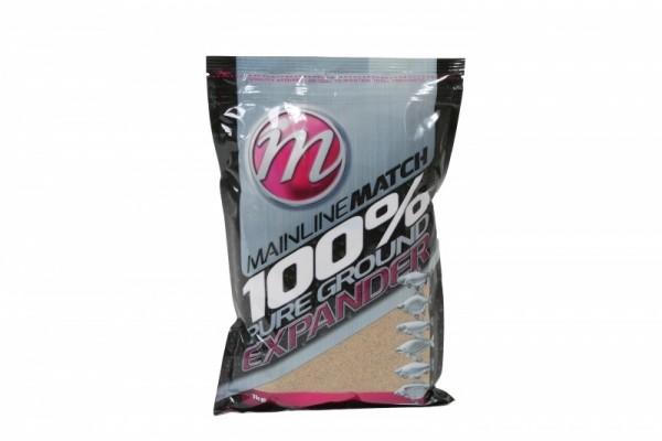 Mainline Match Expander Mix Ground Expander Pellet Fine 1kg
