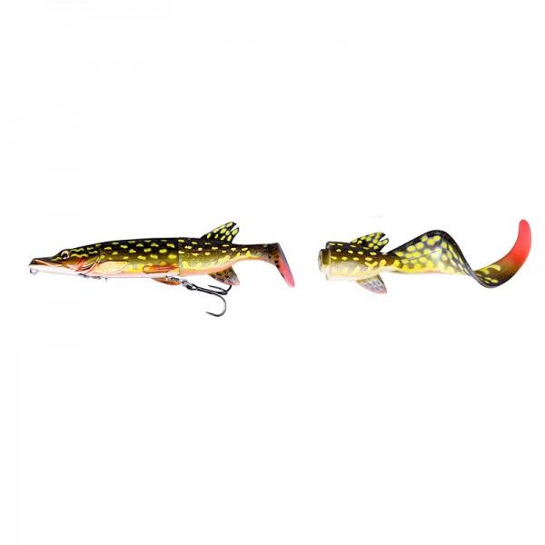 Savage Gear 3D Hybrid Pike SS02 17cm 45g - Yellow Pike