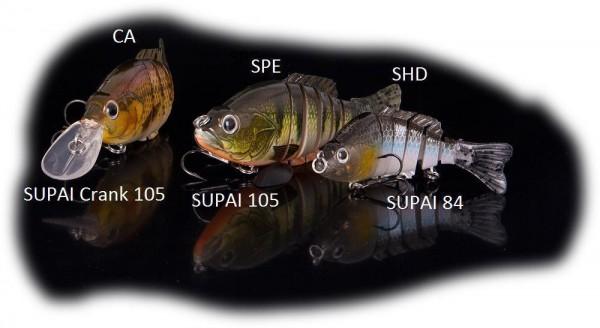 Doiyo Supai 105 SHD