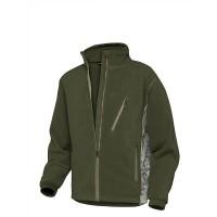 Geoff Anderson Xanti2 Fleece Jacke Solid Rosin/Leaf Gr. S