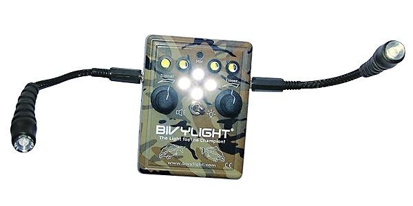 Bivylight Carpsignal BL-SX - 1 + Kombi Kit3 Camouflage