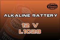 Alkaline Vinnic  12V Batterie