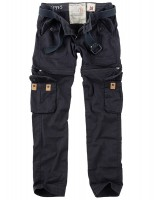 AZ Surplus Premium Ladies Trekking Trouser Schwarz