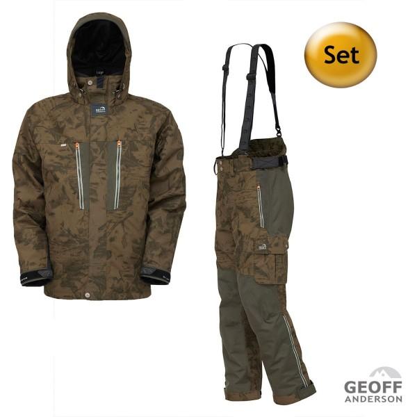 Geoff Anderson Dozer 6 Jacke / Urus 6 Hose leaf