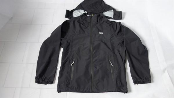 B-Ware Navitas Sycamore Jacket Black Gr. XL