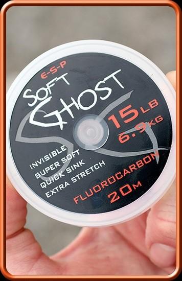 E-S-P Soft Ghost 15lb 20m