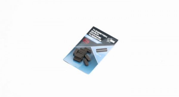 Nash Tackle Tungsten Q/C Weights Small