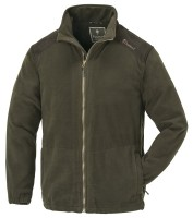 Pinewood Retriever Fleecejacke Dark Olive