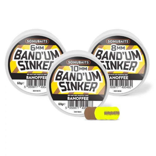 Sonubaits Band'um Sinker 8mm 60g