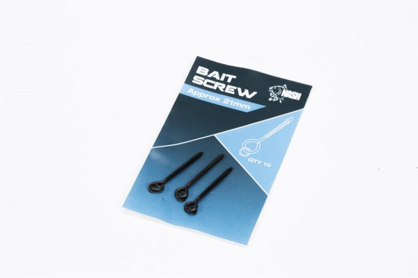 Nash Tackle Bait Screw 21 mm
