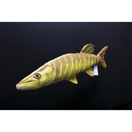 Plüschfisch Mini Hecht 40cm