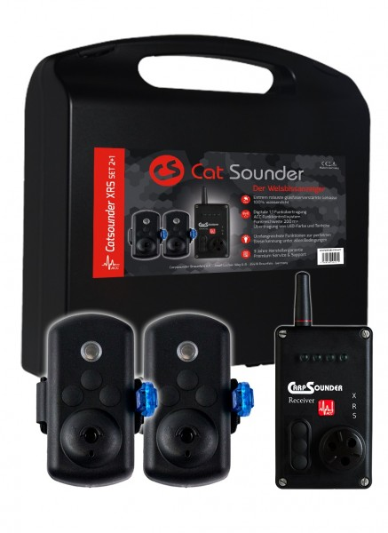Cat Sounder XRS Funk-Set 2+1
