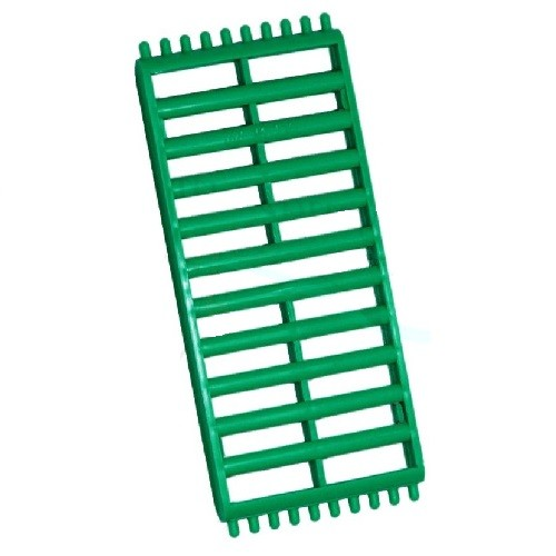 Behr Standard Vorfach Aufwickler aus Plastik grün