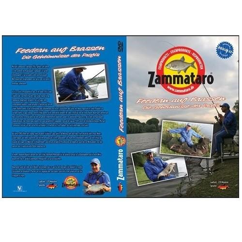 Zammataro DVD Feedern auf Brassen 2009